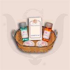 Picture of Plain Bath Set